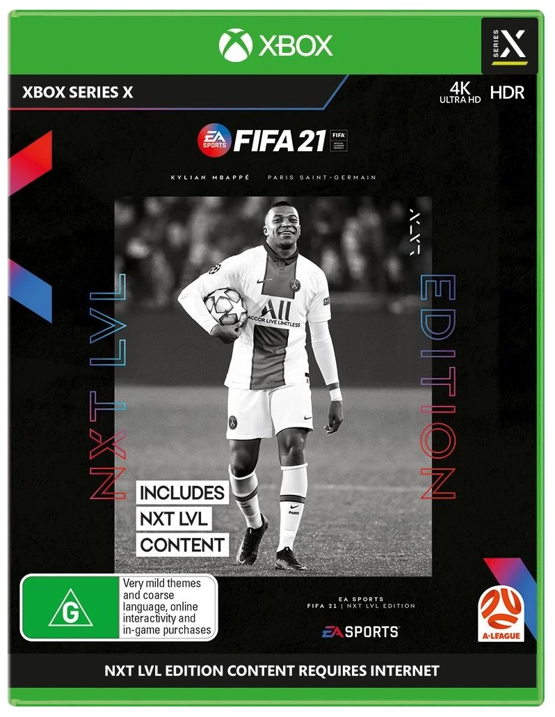 Electronic Arts FIFA 21 NXT LVL Edition Xbox X Game