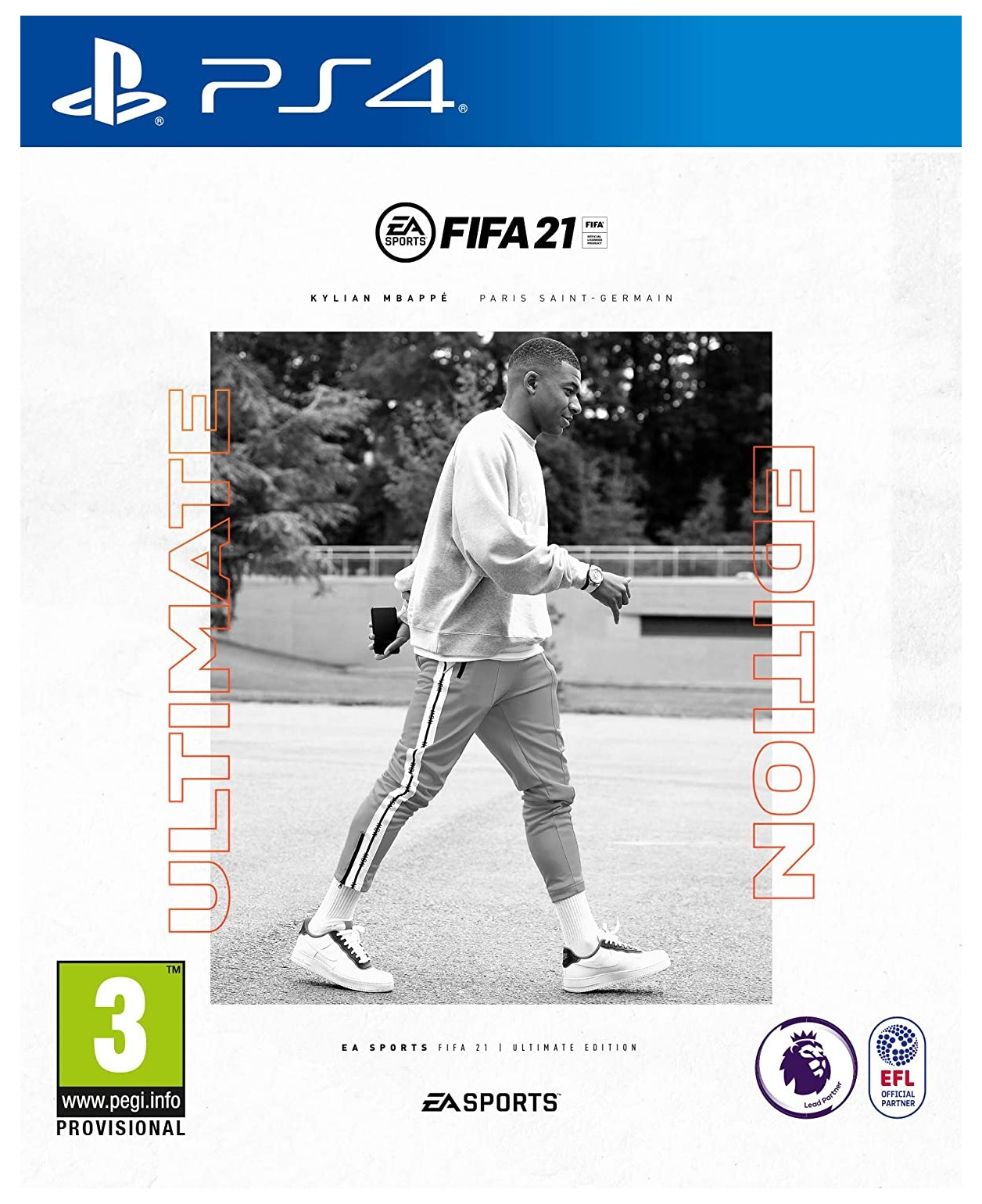 Electronic Arts FIFA 21 Ultimate Edition Refurbished PS4 Playstation 4 Game