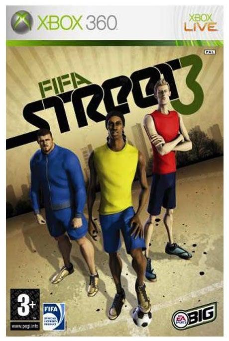Electronic Arts FIFA Street 3 Refurbished Xbox 360 Game