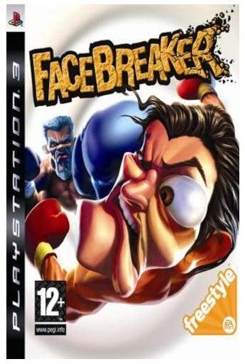 Electronic Arts Facebreaker Refurbished PS3 Playstation 3 Game