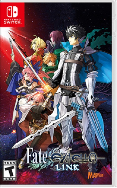 Marvelous Fate Extella Link Nintendo Switch Game