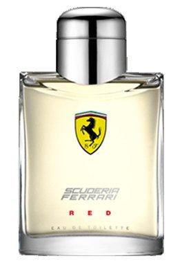 Ferrari Ferrari Scuderia Red 125ml EDT Men's Cologne