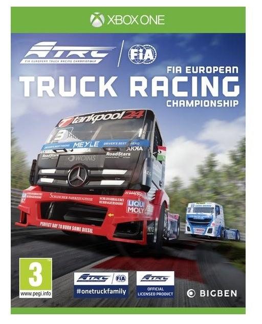 Bigben interactive Fia European Truck Racing Championship Xbox One Game