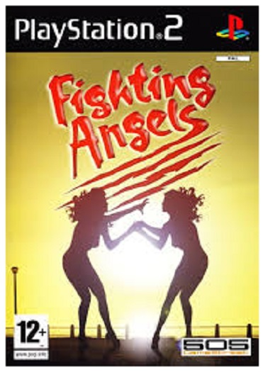 505 Games Fighting Angels PS2 Playstation 2 Game