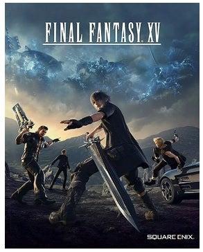 Square Enix Final Fantasy XV PS3 Playstation 3 Game