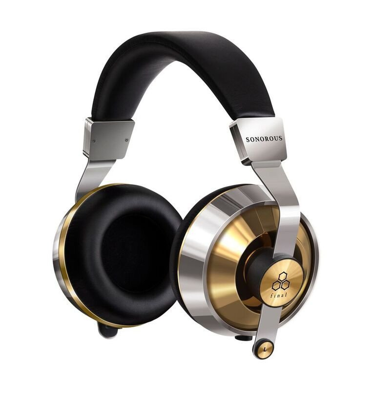 Final Audio Design Sonorous X Head Phone