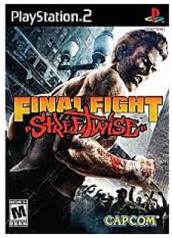 Capcom Final Fight Streetwise PS2 Playstation 2 Game