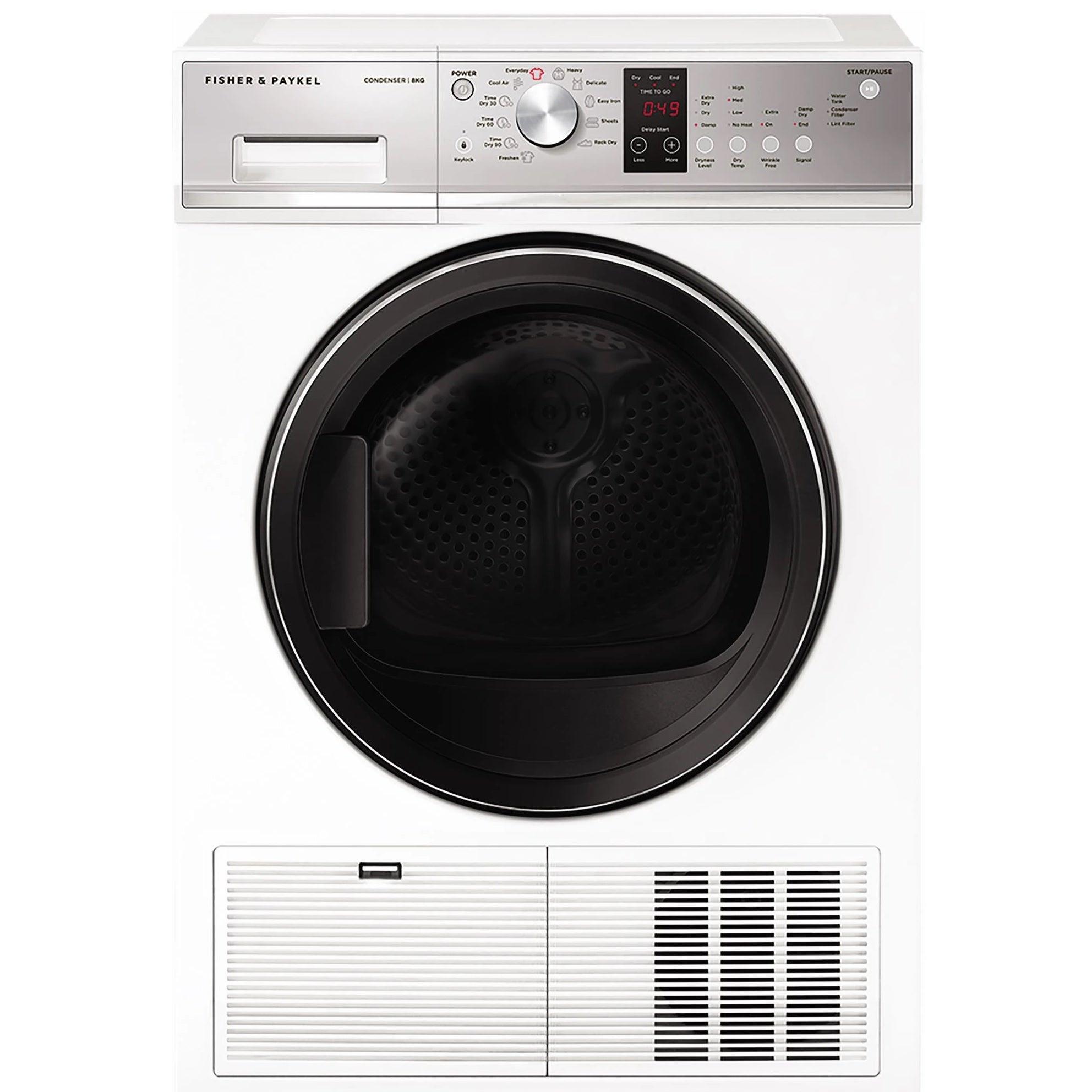 Fisher & Paykel DE8060P3 Dryer