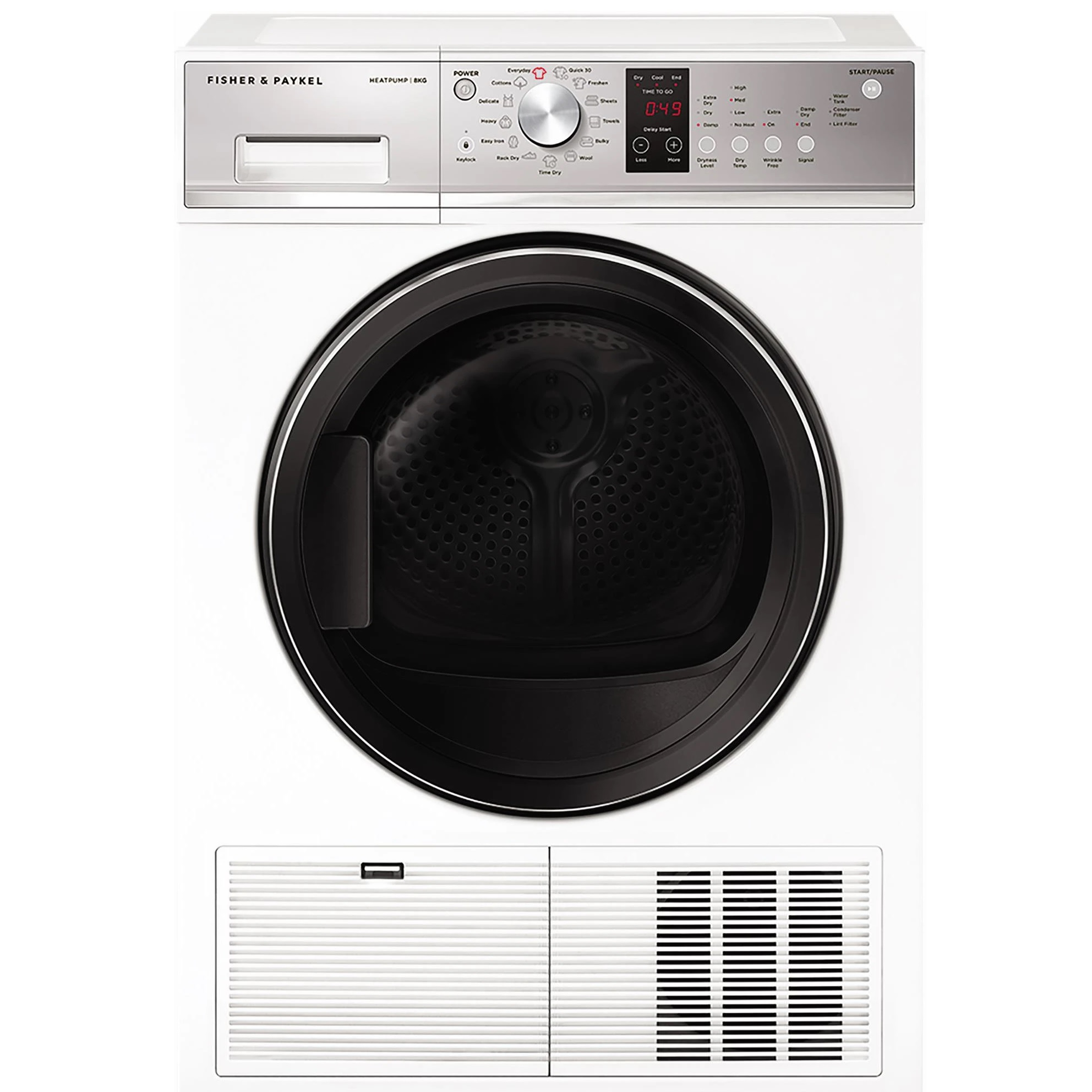 Fisher & Paykel DH8060P3 Dryer