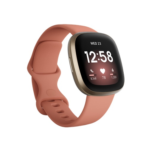 Fitbit Versa 3 Fitness Activity Tracker