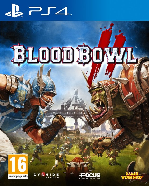 Focus Home Interactive Blood Bowl 2 PS4 Playstation 4 Game