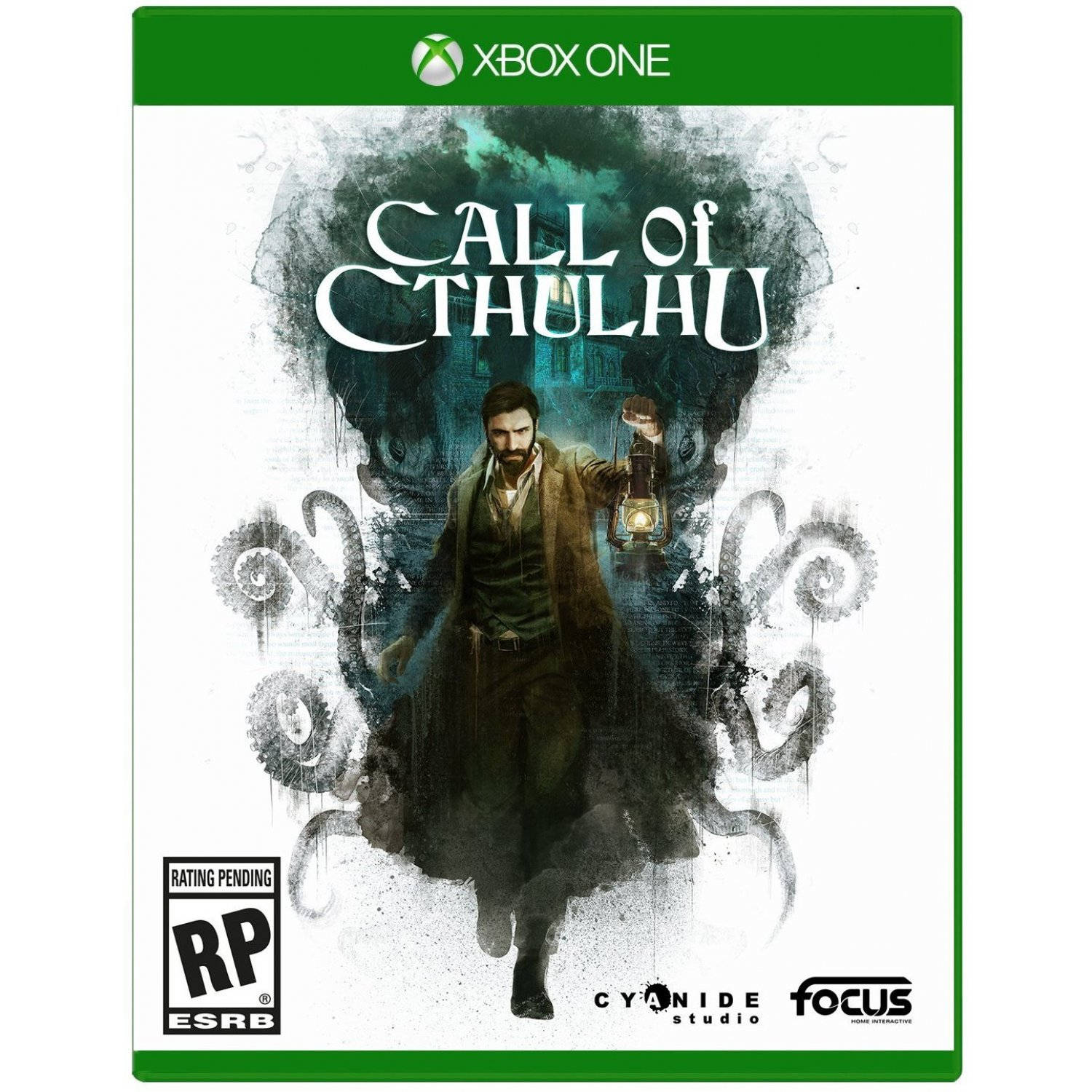 Focus Home Interactive Call of Cthulhu Xbox One Game