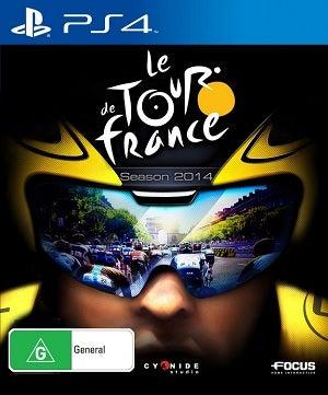 Focus Home Interactive Le Tour De France Season 2014 PS4 Playstation 4 Game