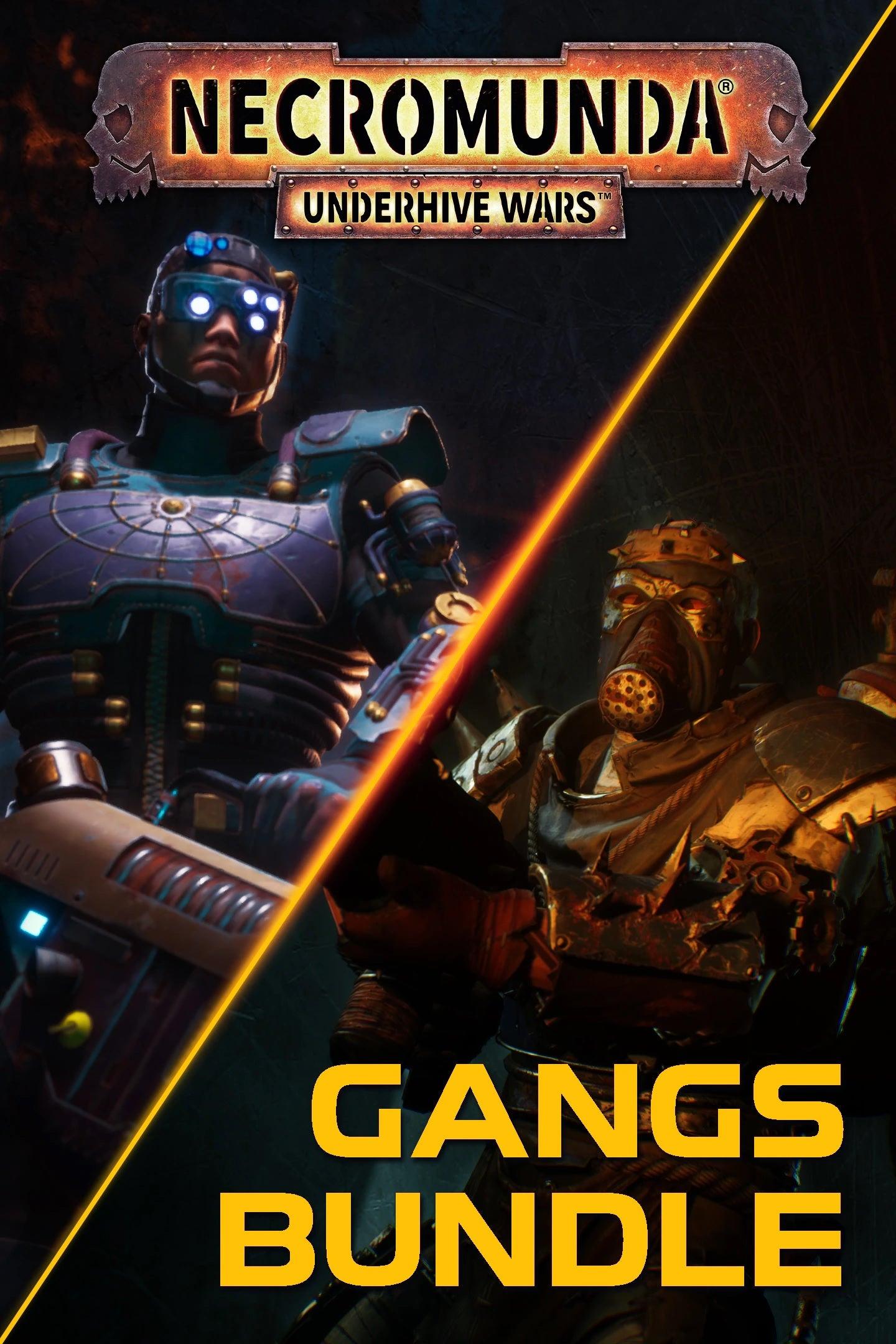 Focus Home Interactive Necromunda Underhive Wars Gangs Bundle PC Game