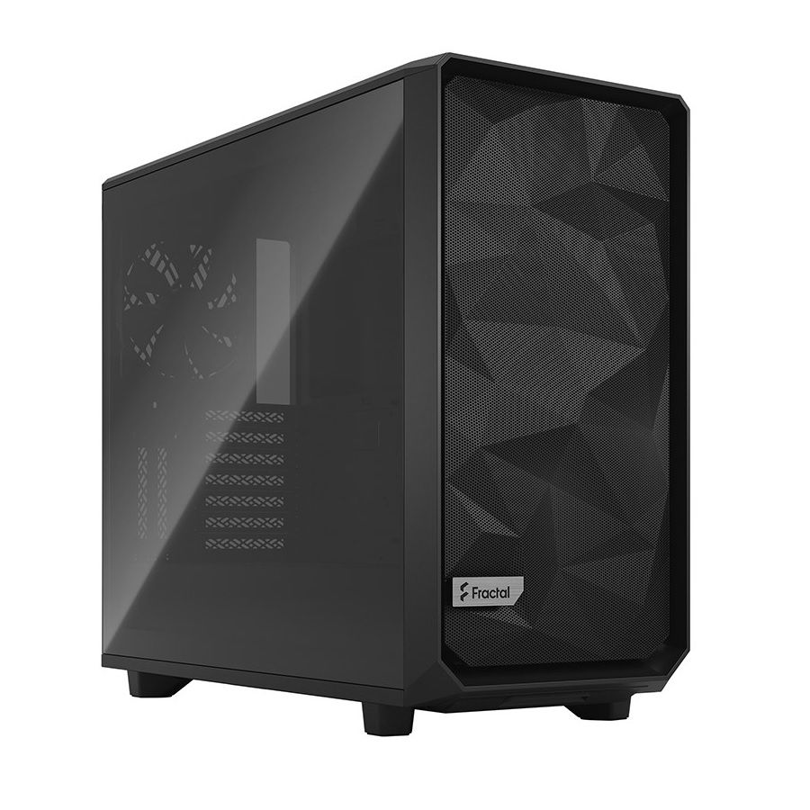 Fractal Design Meshify 2 Light TG Mid Tower Computer Case