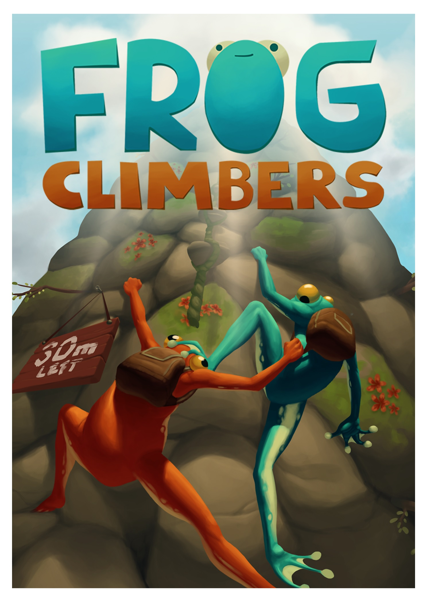 Dear Villagers Frog Climbers PC Game