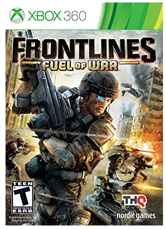 THQ Frontlines Fuel Of War Refurbished Xbox 360 Game