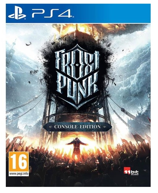 11 Bit Studios Frostpunk Console Edition PS4 Playstation 4 Game