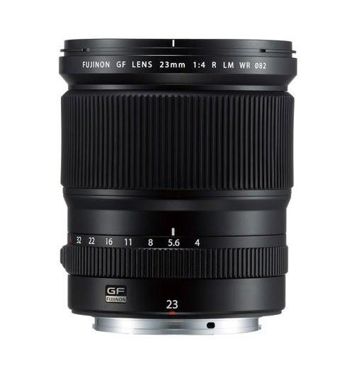 Fujifilm Fujinon GF 23mm F4 R LM WR Lens