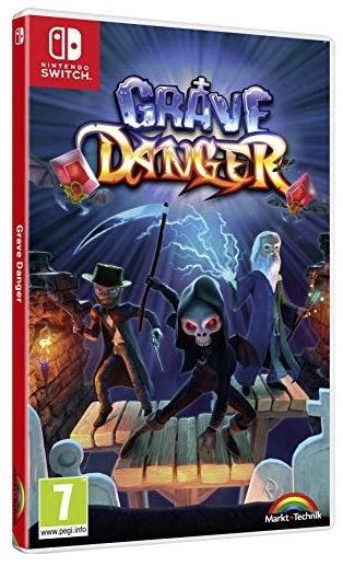 Funbox Media Grave Danger Nintendo Switch Game