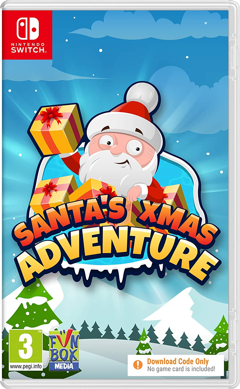 Funbox Media Santas Xmas Adventure Nintendo Switch Game