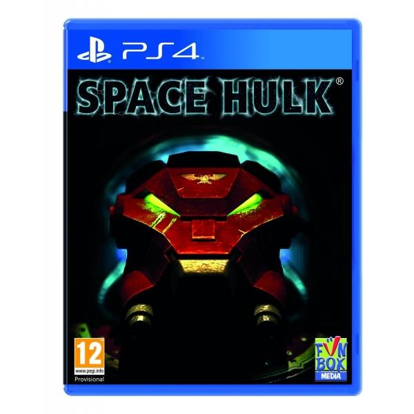 Funbox Media Space Hulk PS4 Playstation 4 Game