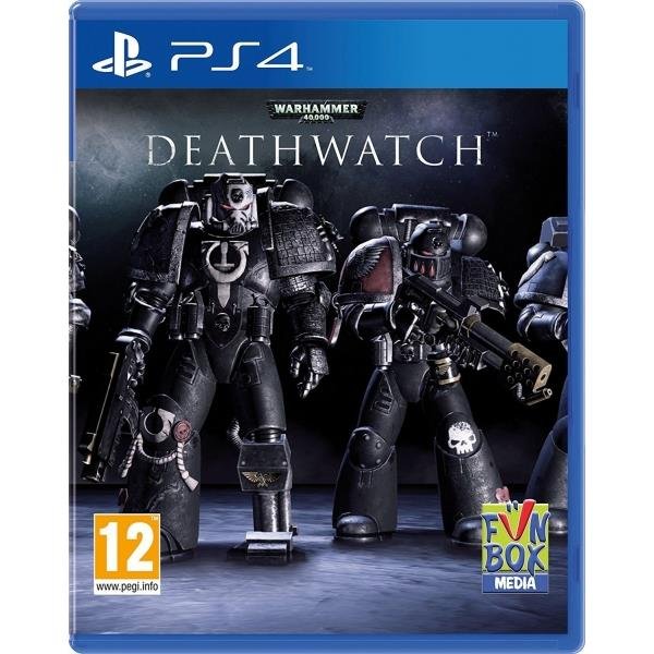 Funbox Media Warhammer 40,000 Deathwatch PS4 Playstation 4 Game
