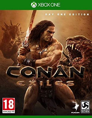 Funcom Conan Exiles Day One Edition Xbox One Game