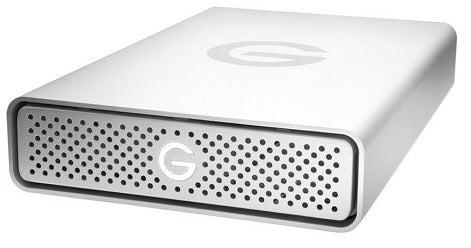 G-Technology G-Drive 0G03596 Hard Drive