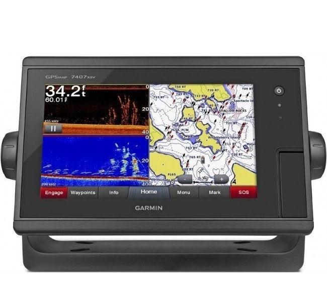 Garmin GPSMAP 7407xsv GPS Device
