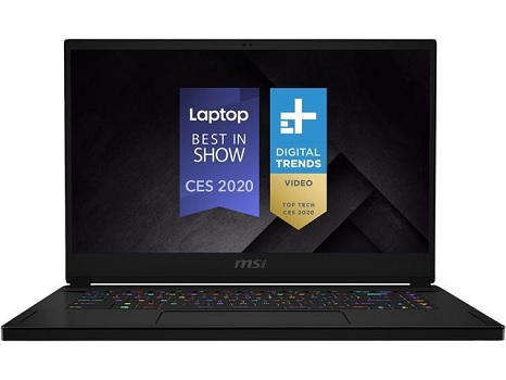 MSI GS66 Stealth 10SGS 15 inch Gaming Laptop