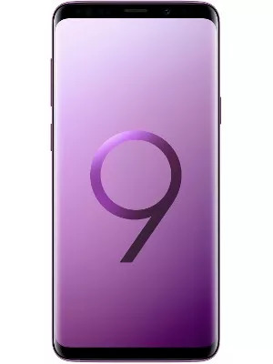 Samsung Galaxy S9 Plus Mobile Phone