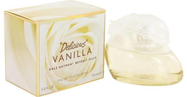 Gale Hayman Gale Hayman Delicious Vanilla 100ml EDT Women's Perfume