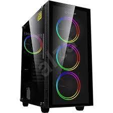 GameMax Draco XD ARGB Mid Tower Computer Case