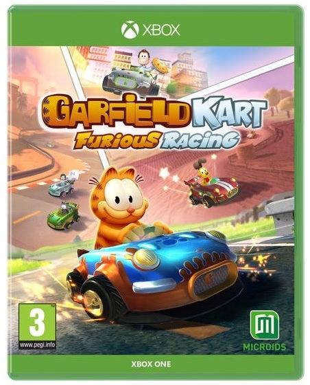 Microids Garfield Kart Furious Racing Xbox One Game