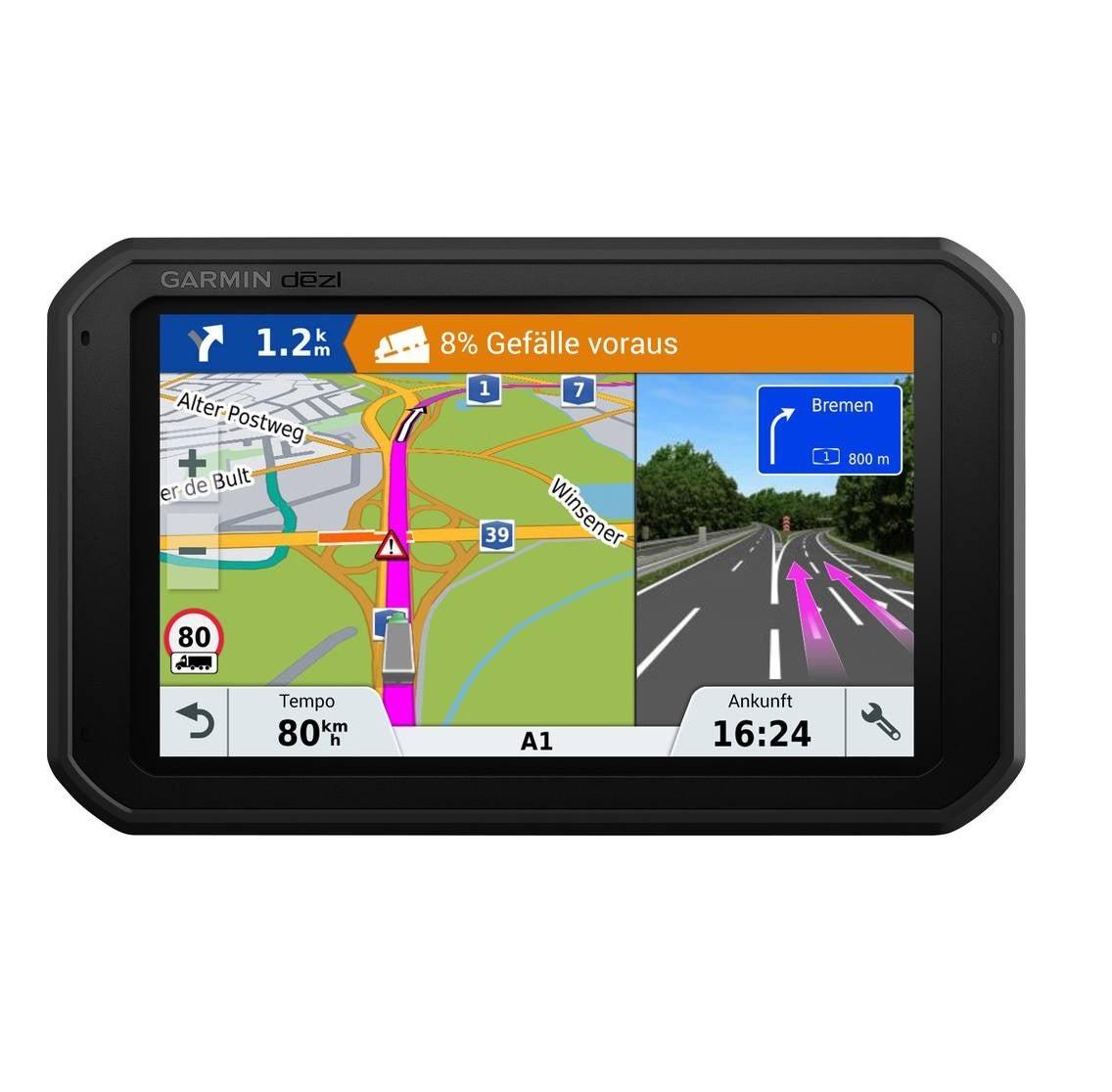 Garmin DezlCam 785 LMTS GPS Device