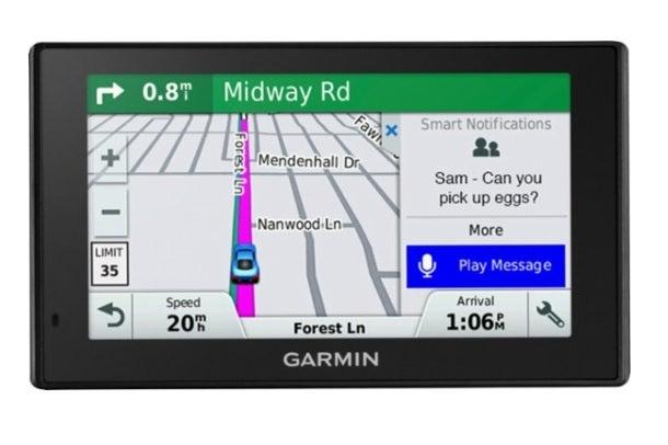 Garmin DriveSmart 51 LMTS GPS Device