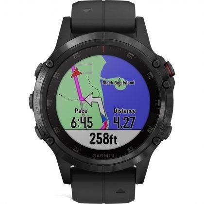Garmin Fenix 5 Plus Fitness Activity Tracker
