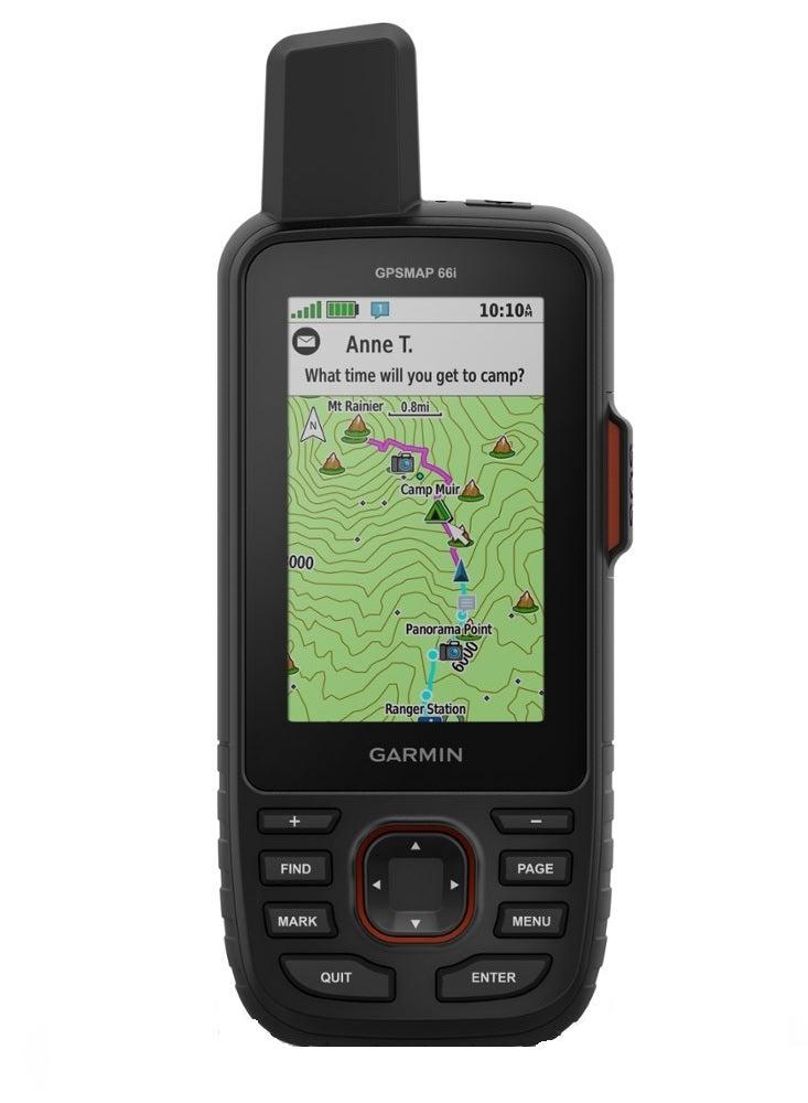 Garmin GPSMAP 66i GPS Device