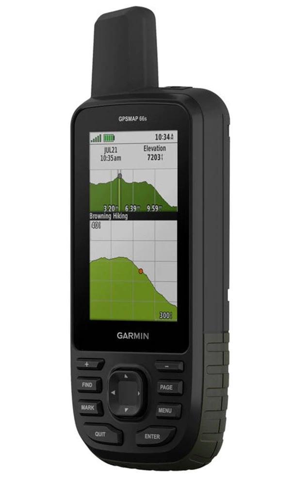 Garmin GPSMAP 66s GPS Device