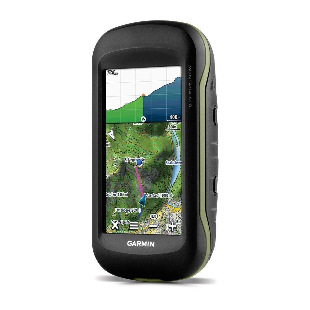 Garmin Montana 610 Handheld GPS Device