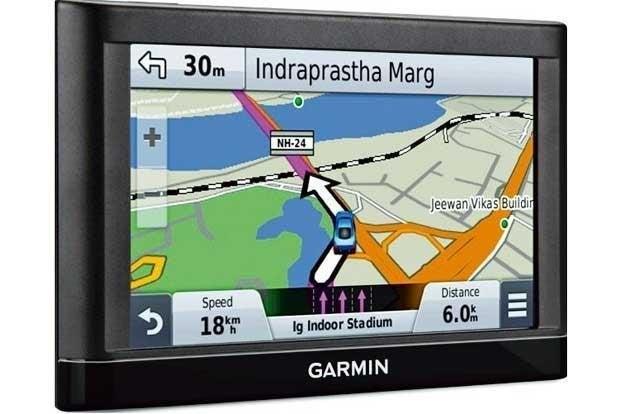 Garmin Nuvi 65LM GPS Device