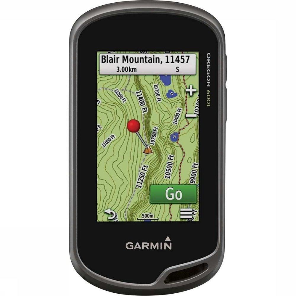 Garmin Oregon 600T GPS Device