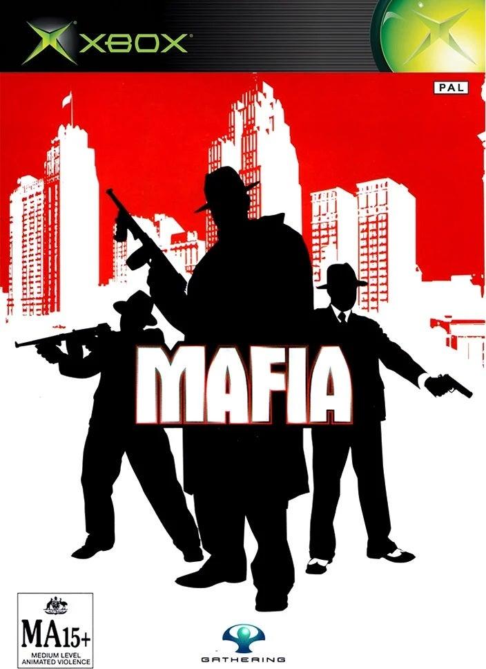 Gathering Mafia Refurbished Xbox Game