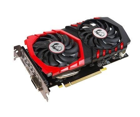 MSI GeForce GTX 1050 Ti Graphics Card