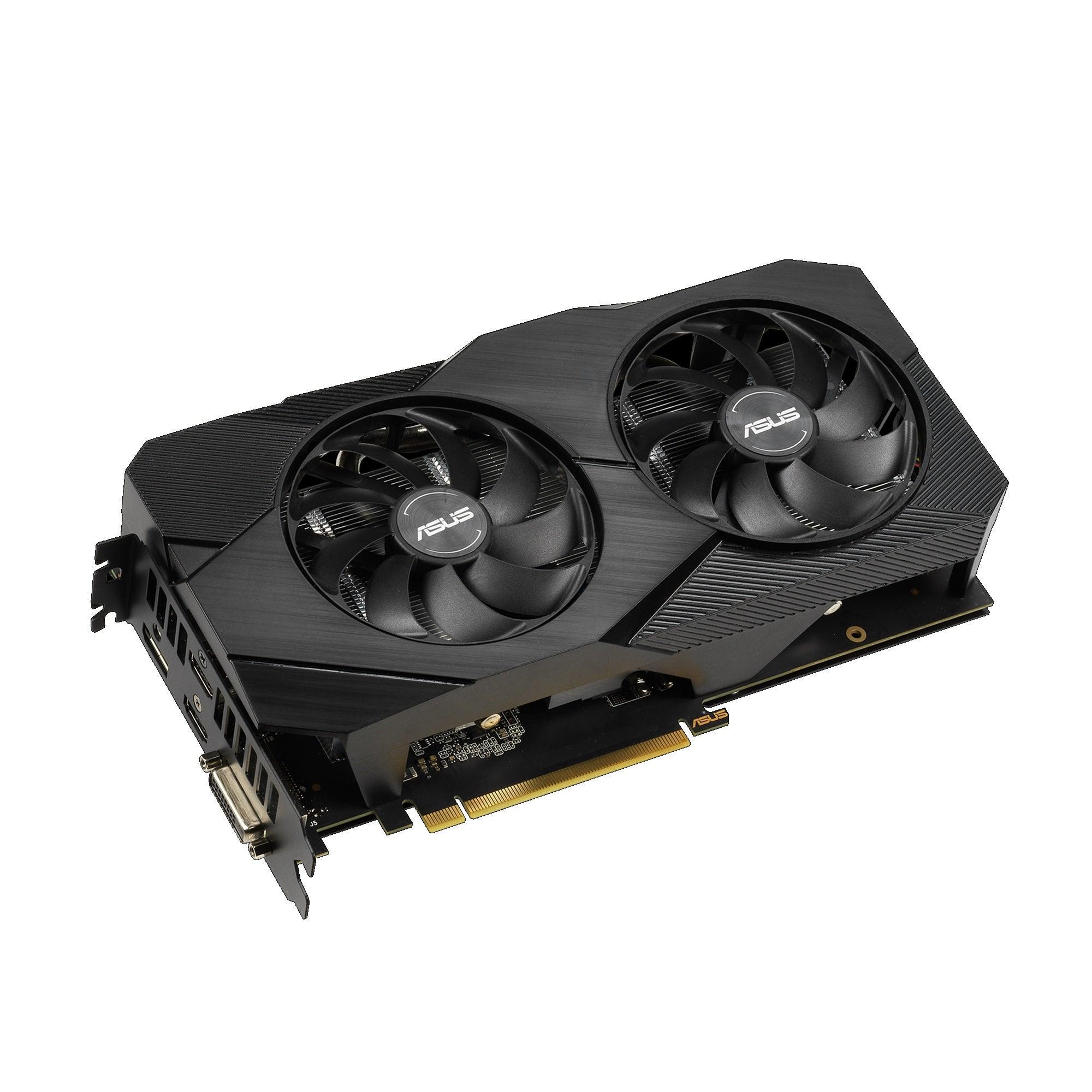 Asus Dual GeForce RTX 2060 OC Edition Evo Graphics Card