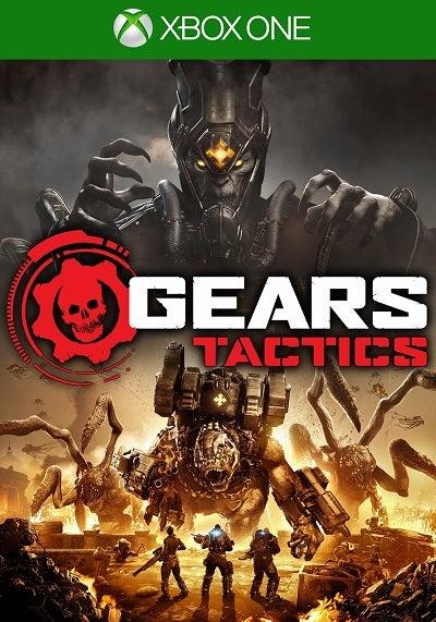 Microsoft Gears Tactics Xbox One Game