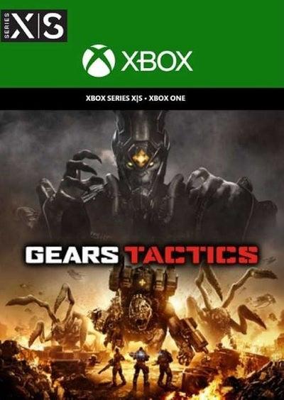 Microsoft Gears Tactics Xbox Series X Game
