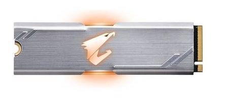 Gigabyte AORUS GP-ASM2NE2256GTTDR Solid State Drive