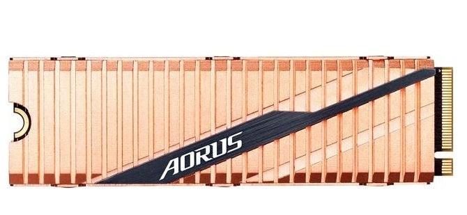 Gigabyte AORUS GP-ASM2NE6100TTTD Solid State Drive